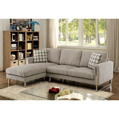 Silas Contemporary Sectional