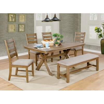 Absecon 6 Piece Dining Set