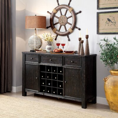 Stoneridge Transitional Credenza