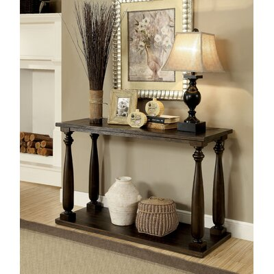 Branson Transitional Console Table