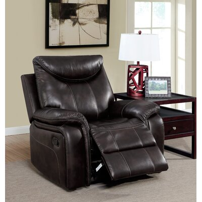 Boornazian Transitional Recliner