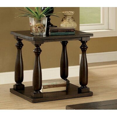 Branson Transitional End Table