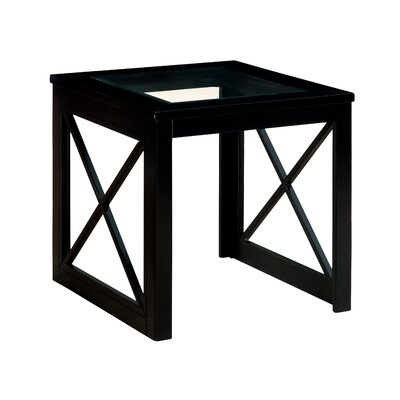 Brannan Contemporary End Table
