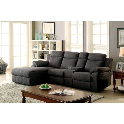 Brambach Transitional Reclining Sectional