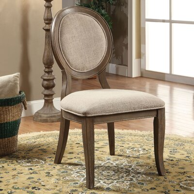 Bloomingdale Transitional Side Chair