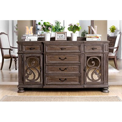 Abbottstown Transitional Credenza