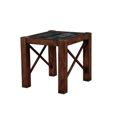 Brandenburg Transitional End Table