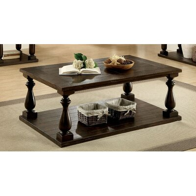 Branson Transitional Coffee Table