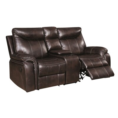 Boornazian Transitional Reclining Sofa