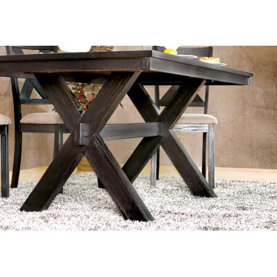 Abner Transitional Dining Table