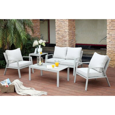 Alexis Contemporary Deep Seating Group