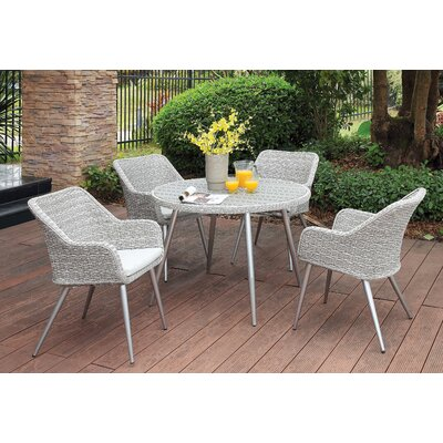 Brandy 5 Piece Dining Set