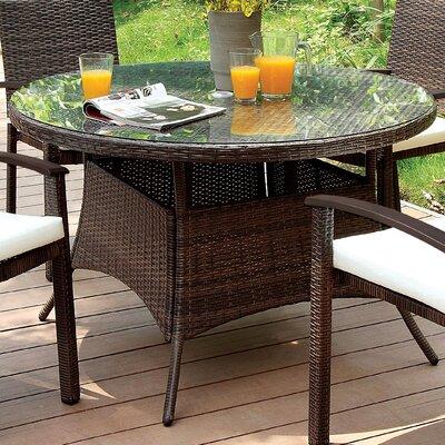 Aquino Contemporary Dining Table