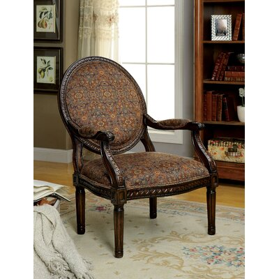 Claybrooks Traditional Armchair