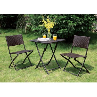 Saltford Contemporary 3-Piece Seating Set