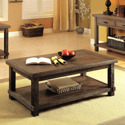Matthews Transitional Coffee Table