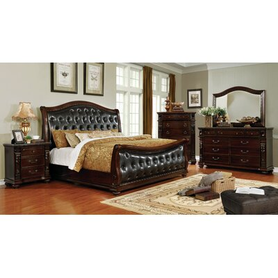 Kelly Panel Customizable Bedroom Set