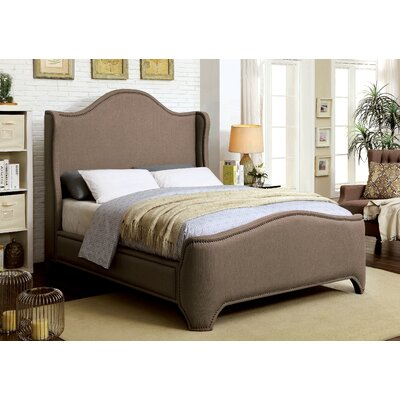 Amory Upholstered Panel Bed