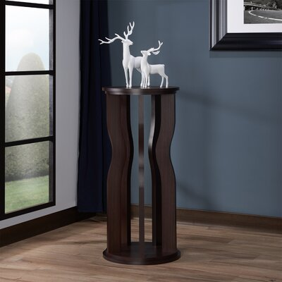 Lansford Contemporary End Table