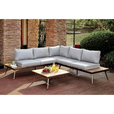 Bendale 3 Piece Seating Group Set