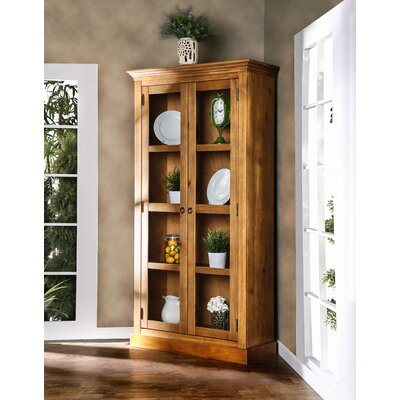 Alair Transitional China Cabinet
