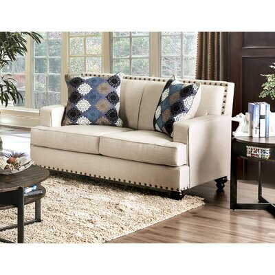 Robertson Transitional Loveseat