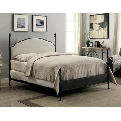 Abby Transitional Four Poster Bed Size: Twin