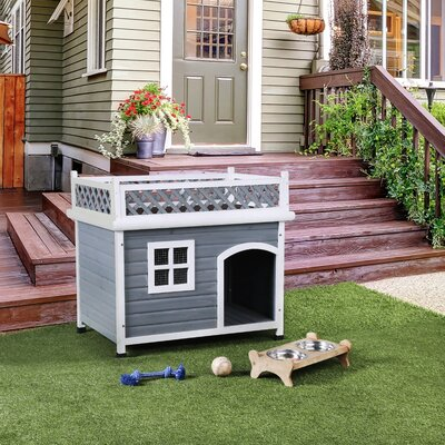 Peakes Contemporary Dog House