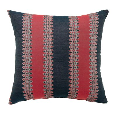 Bennay Contemporary Throw Pillow Size: 18 x 18
