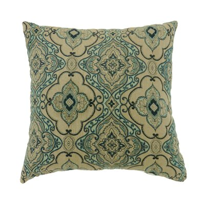 Evesham Transitional Throw Pillow Size: 18 x 18
