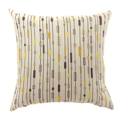 Umbra Contemporary Throw Pillow Size: 22 x 22