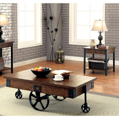 Vidur Industrial Coffee Table