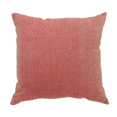 Egbert Contemporary Throw Pillow Size: 22 x 22