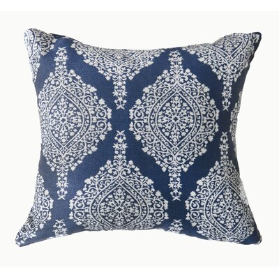 Evansville Contemporary Throw Pillow Size: 22 x 22