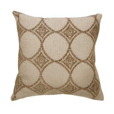 Beiler Contemporary Throw Pillow Size: 18 x 18