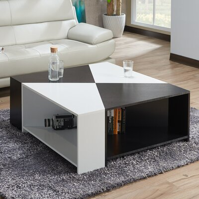 LaTeisha Contemporary Coffee Table