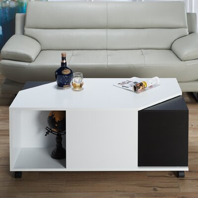 Mary-Kate Contemporary Coffee Table