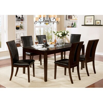 Luz 7 Piece Dining Set