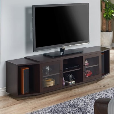 Croom Transitional 70.8 TV Stand Color: Walnut