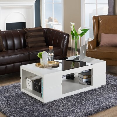 Kennison Contemporary Coffee Table