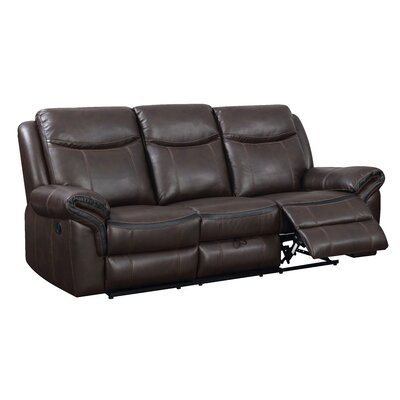 Hassen Transitional Reclining Sofa