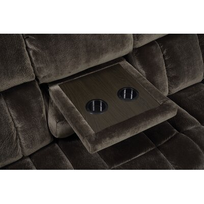 Shamavi Transitional Reclining Sofa