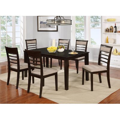 Lenni Contemporary Dining Set