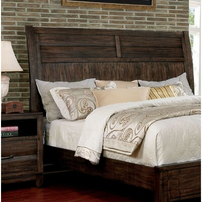 Michaelson Transitional Panel Headboard Size: Queen
