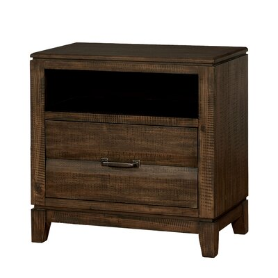 Michaelson Transitional 1 Drawer Nightstand