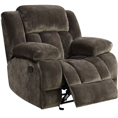 Shamavi Transitional Manual Glider Recliner