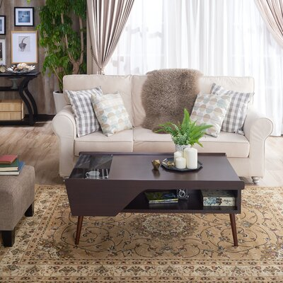 Bryanna Coffee Table with Storage