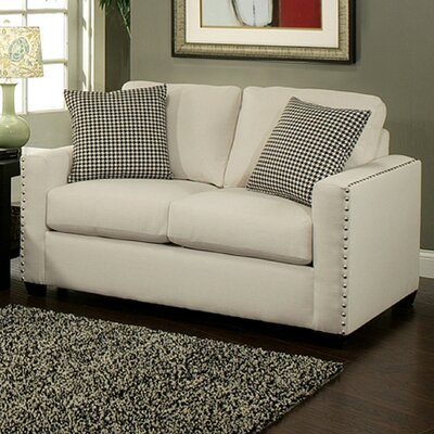 Hokku Designs Oldfields Cotton Loveseat