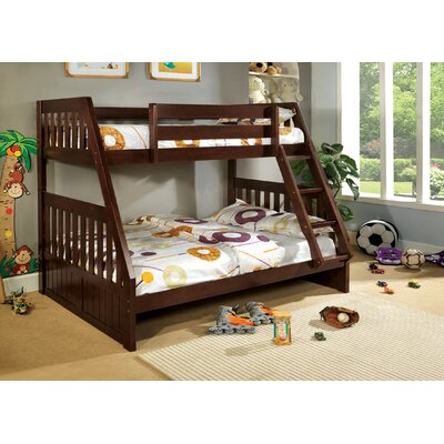 Logan Twin over Full Bunk Bed
