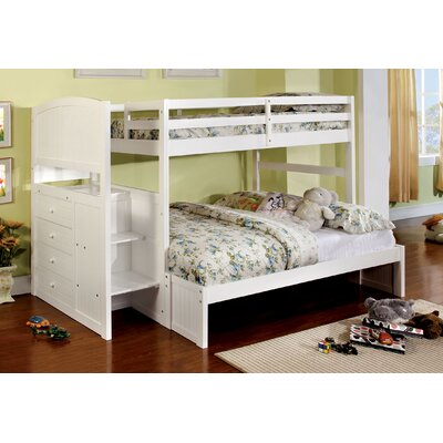 June Twin over Full Bunk Bed